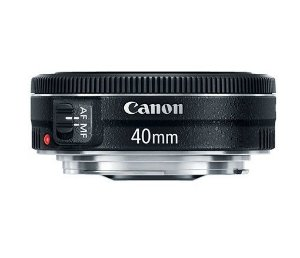 Lente Intercambiável EF 40mm F2.8 STM - Canon