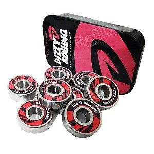 Rolamento De Skate Importado Dizzy Rolling Precision Bearing