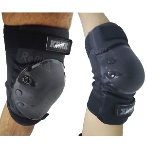 Kit Proteção De Skate - Kronik Adulto