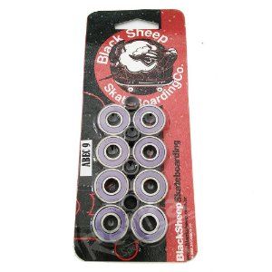 KIT Rolamento Black Sheep - ABEC 9
