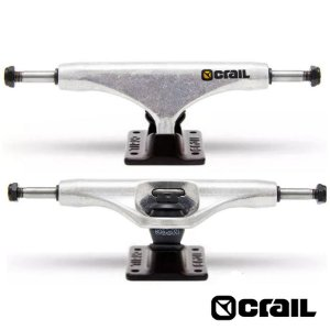Truck Crail Color Logo Black / Silver HI 142mm