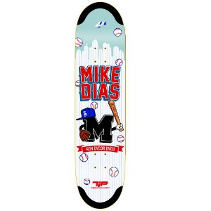 Shape Maple 4m Tip Technology Mike Dias 8.0
