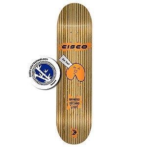 Shape Cisco Bamboo - Só Vai 7.75/ 8.0 / 8.25