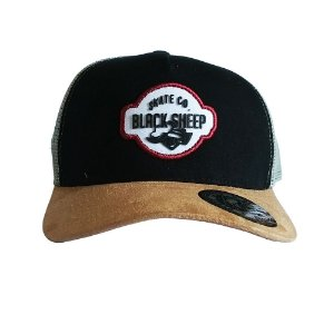 Boné Snapback Black Sheep