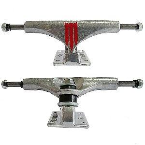 Truck Metallum 139mm Silver