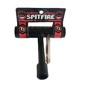 Chave importada Skate Tool 3 em 1 Spitfire