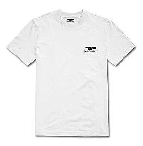 Camiseta 4M Branca Logo