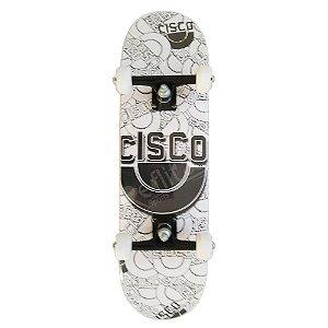 Skate Infantil Cisco Brasão