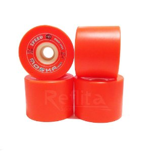 Roda Longboard Moska 76mm 80A Speed