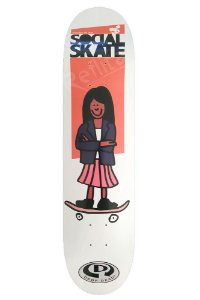Shape Drop Dead Ong Social Girl  7.75 / 8.0