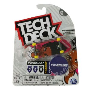 Skate de Dedo / Fingerboard Tech Deck - Finesse