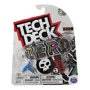 Skate de Dedo / Fingerboard Tech Deck - Zero