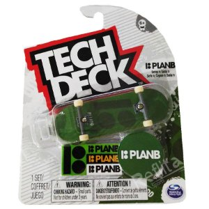 Skate de Dedo / Fingerboard Tech Deck - Plan-B