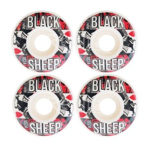 Roda Black Sheep Importada 55mm 102A