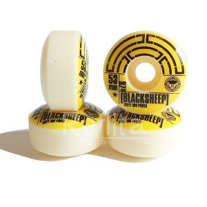 Roda Black Sheep Pro Tubo 53mm 97A