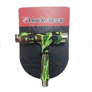 Chave T 3 em 1 Black Shep - Camu