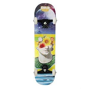 Skate Solo Decks - Pro - Série Colagem