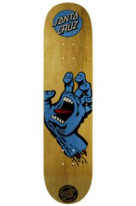 Shape Santa Cruz Powrlyte Hand Wood 7.75