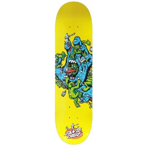 Shape Santa Cruz Powrlyte - Gremlin Patrol Yellow - 8.37