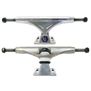 Truck OBI Trucks - 139mm Polished Logo