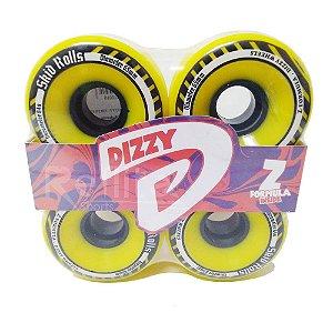 Roda Freeride Dizzy Skid Rolls 65mm 84A