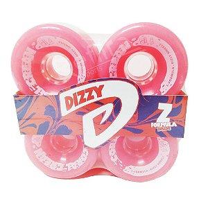 Roda Freeride Dizzy Z-Formula Coral 67mm 78A
