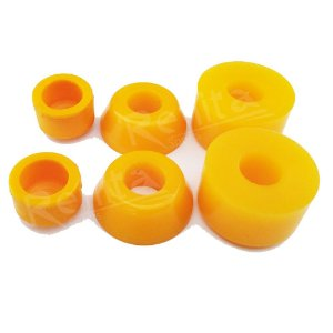 Kit Amortecedor Barril + Pivot (chepeta) - Cisco - Yellow