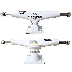 Truck Intruder Pro Séries ll - White - 129mm Mid