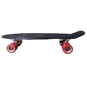Skate Mini Cruiser - Créme - Preto