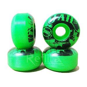 Roda de Skate Jail 51mm 99A - Verde