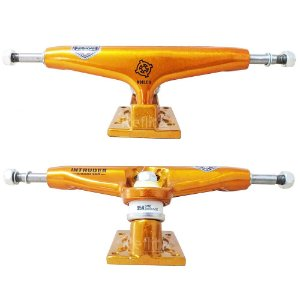 Truck Intruder Noble Séries - New Gold - 139mm Mid
