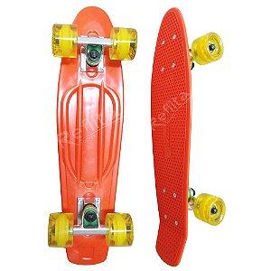 Skate Mini Cruiser - Hondar - Laranja/Amarelo