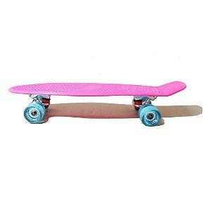 Skate Mini Cruiser -Hondar- Rosa/Azul