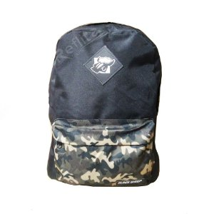 Mochila Casual Black Sheep Black/Camu