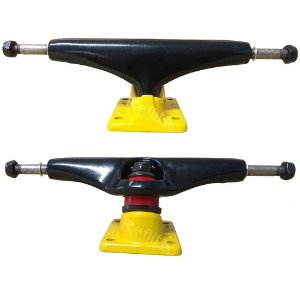 Truck Cisco 139mm Yellow / Black