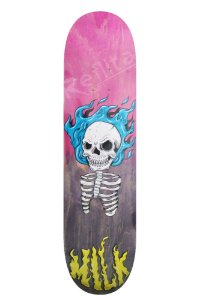 Shape Milk Maple Ratones Skull 8.0