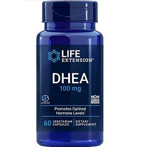Comprar DHEA 100 mg - Life Extension - 60 cápsulas (Envio Internacional)