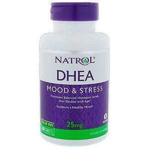 DHEA 25 mg  - NATROL - 360 comprimidos  - FRETE GRÁTIS (Envio Internacional)