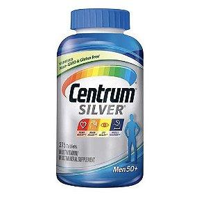 Centrum Silver 50+ MEN - 275 tabletes  - Ideal para Homens com 50 anos ou mais - FRETE GRÁTIS