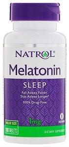 Comprar Melatonina 1 mg - Natrol - 180 comprimidos (Envio Internacional)