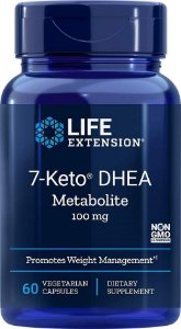 7-Keto DHEA 100 mg - LifeExtension - 60 cápsulas