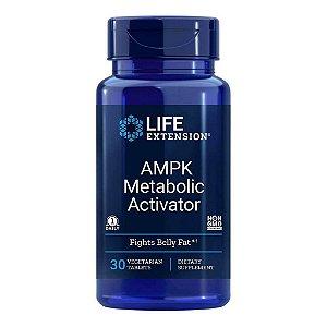 AMPK Metabolic Activator - 30 Veg Tablets - Life Extension  (PRONTA ENTREGA NO BRASIL)