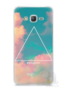 Capa Samsung Gran Prime Triângulo no Céu