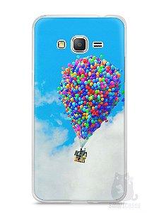Capa Samsung Gran Prime Balões