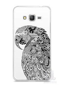 Capa Samsung Gran Prime Arara Artística