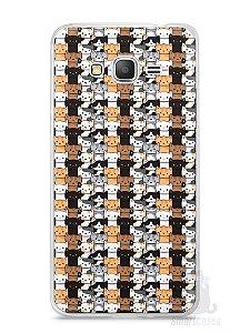 Capa Samsung Gran Prime Gatos