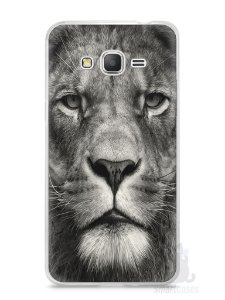 Capa Samsung Gran Prime Leão Face