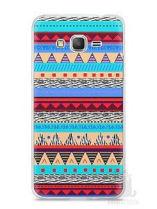 Capa Samsung Gran Prime Étnica #10