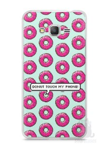 Capa Samsung Gran Prime Donut Touch My Phone