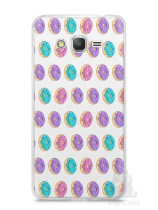Capa Samsung Gran Prime Donuts